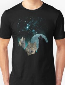 Wolves Mystic MidNight T-Shirt