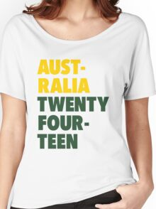 EverySaturday Supporting the Socceroos Women's Relaxed Fit T-Shirt
