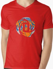 D Rose Knicks Mens V-Neck T-Shirt
