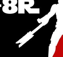 Loyal Trooper TR-8R Logo Sticker