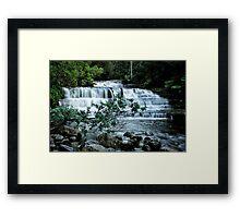Liffey falls near Launceston Framed Print