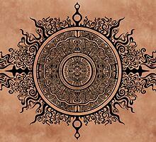 Circular Pattern by Zyan