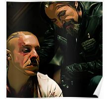 Chibs & Juice Poster
