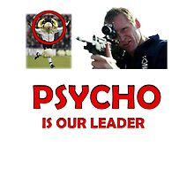 Psycho is our leader NFFC by aketton