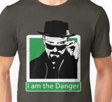 """""""I am the Danger"""" _ Heisenberg Unisex T-Shirt"""