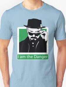 """""""I am the Danger"""" _ Heisenberg T-Shirt"""