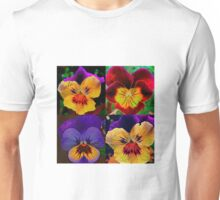 Viola Garden Unisex T-Shirt