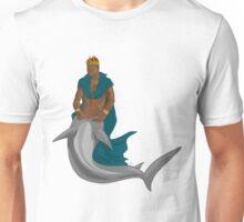 Hannibal AU - Jack as merman king Unisex T-Shirt