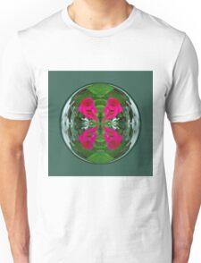 Flower Globe Unisex T-Shirt
