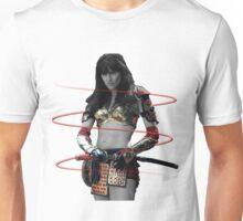 Xena the Samurai Princess Unisex T-Shirt