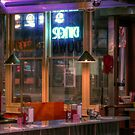 Philly Diner by John Rivera