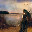 Silent Goodbyes by John Rivera