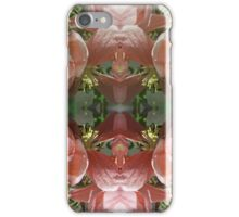 Cherry tree pink blossom  iPhone Case/Skin