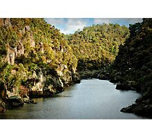 Cataract Gorge, Launceston Photographic Print
