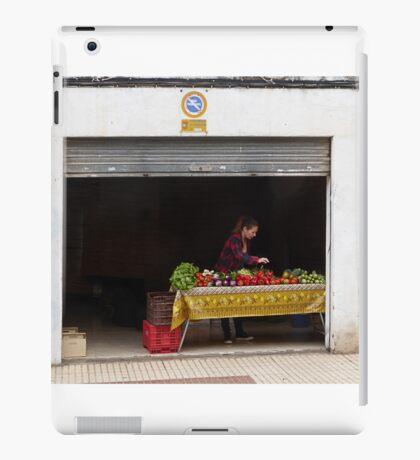 Garage sale iPad Case/Skin