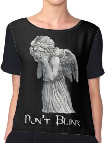 Don't Blink! Chiffon Top