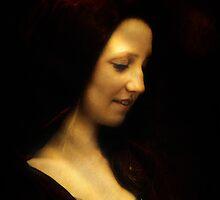 Modern Mona by John Rivera