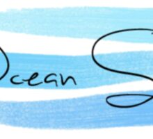 Ocean Skies Sticker