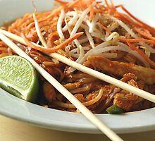 Pad Thai by dbvirago