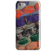Patchwork iPhone Case/Skin