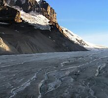Columbia Icefield by davidandmandy
