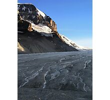 Columbia Icefield Photographic Print