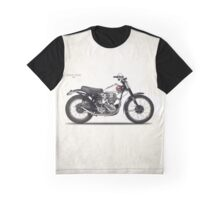BSA Gold Star 1961 Graphic T-Shirt