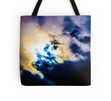 Abstract Colours of clouds Tote Bag
