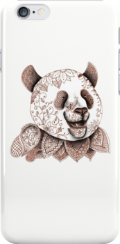 Panda by Elisa Camera