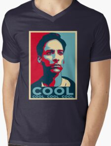 ABED NADIR COOL Mens V-Neck T-Shirt