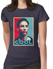 ABED NADIR COOL Womens Fitted T-Shirt
