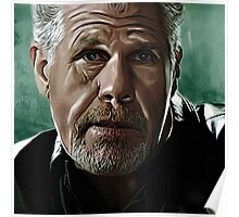 Clay Morrow Poster