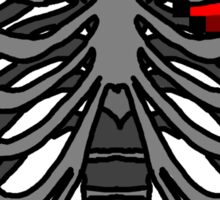 Fanatomy- Retro Gaming Sticker