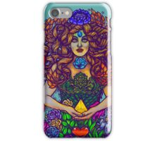 Life as Divine Mother Gea iPhone Case/Skin