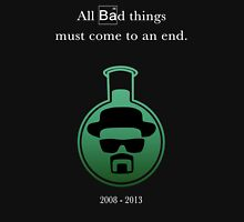 Breaking Bad - In Memoriam (Green Logo) Unisex T-Shirt
