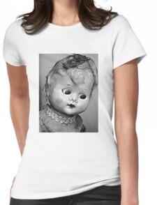 kewpie doll Womens Fitted T-Shirt