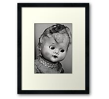 kewpie doll Framed Print