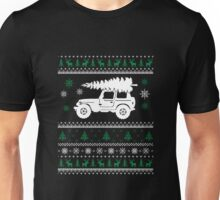 Jeep - Ugly Christmas Unisex T-Shirt