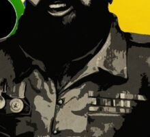 El Presidente Tropico Sticker