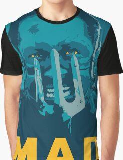 Max Rockatansky MAD (furycolor 1) Graphic T-Shirt