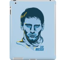 Lionel Messi iPad Case/Skin