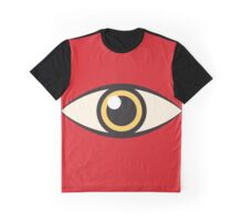 eye on red Graphic T-Shirt