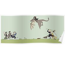 Fire Emblem Awakening Dumb Sons Poster