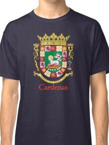 Cardenas Shield of Puerto Rico Classic T-Shirt
