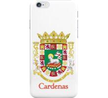 Cardenas Shield of Puerto Rico iPhone Case/Skin