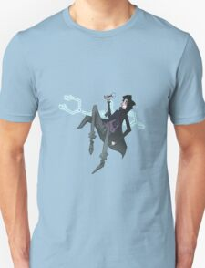 Sherlock Floats Unisex T-Shirt