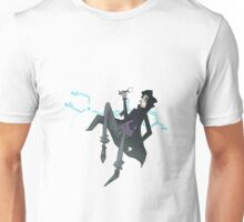 Sherlock Floats Unisex T-Shirt