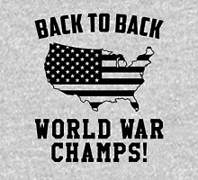 Back To Back World War Champs, US Indepedence Day 4th Of July T-Shirt Unisex T-Shirt