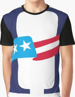Clinton For USA Graphic T-Shirt