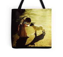 Lambs Tote Bag